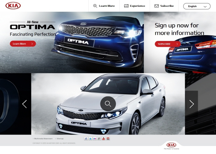 KIA All New OPTIMA