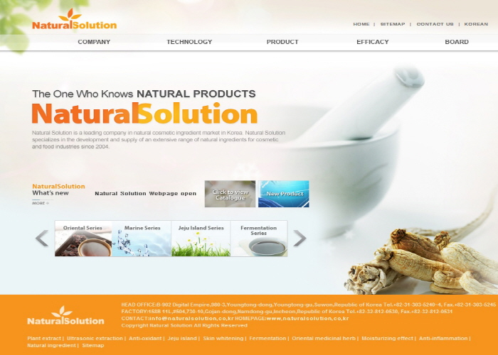 NaturalSolution